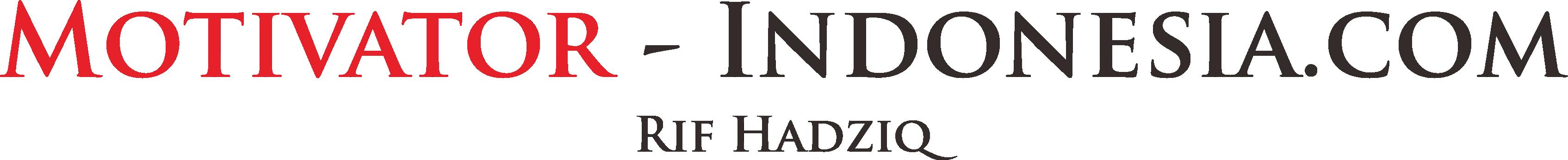 motivato indonesia, motivator perusahaan, rif hadziq